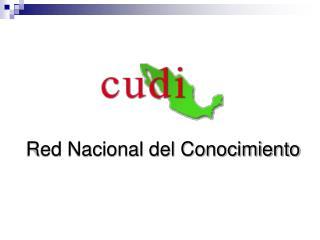 Red Nacional del Conocimiento