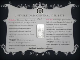 Adelaida Martinez  Vasquez 2011-0151