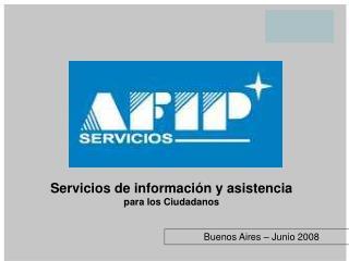 Buenos Aires – Junio 2008