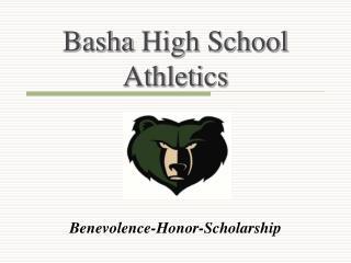 Basha  High School  Athletics