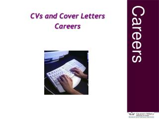 CVs and Cover Letters Careers