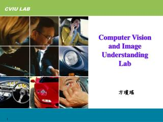 Computer Vision and Image Understanding Lab