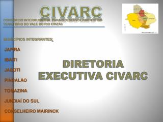 DIRETORIA EXECUTIVA CIVARC