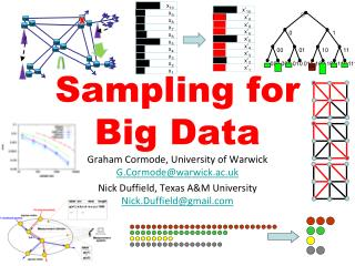 Sampling for Big Data
