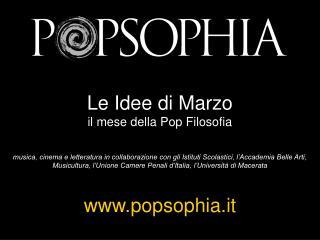 Teatro Cecchetti,  3 marzo 2012 ,  ore 17.30 Musica leggera e filosofia Gianni Borgna musicologo