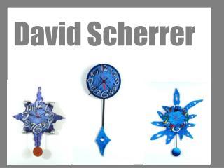 David Scherrer