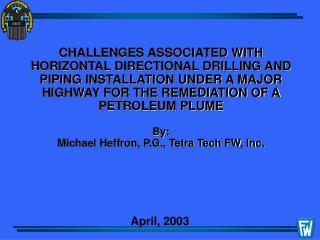 April, 2003