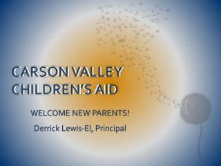 CARSON VALLEY  CHILDREN'S  AID
