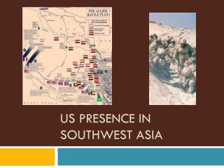 US Presence in Southwest Asia