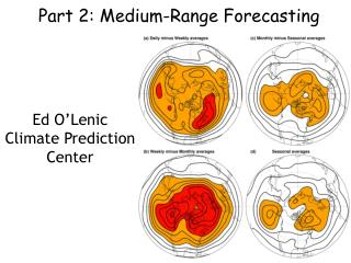 Part 2: Medium-Range Forecasting