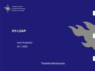 HY-LDAP