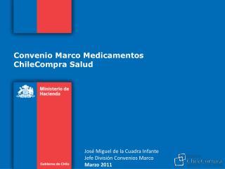 Convenio Marco Medicamentos ChileCompra Salud