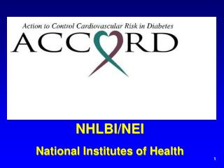 NHLBI/NEI National Institutes of Health