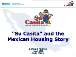 SNYC14217AssetFinABS-Pitch2003OtherLatin AmericaMexicoSu CasitaInvestor Presentation_v3 - Feb 03 2003 - 12:44