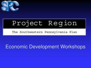 Economic Development Workshops