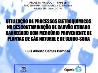 Luis Alberto Dantas Barbosa