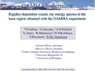 Rigidity-dependent cosmic ray energy spectra in the knee region obtained with the GAMMA experiment