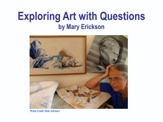 Exploring Art with Questions by Mary Erickson