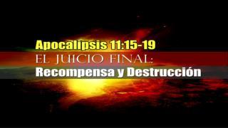v . 15 La  proclamación  celestial  del  Rey