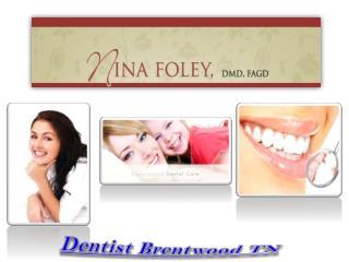 Dentist Brentwood TN