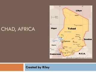 Chad, Africa