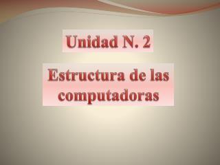 Unidad N. 2