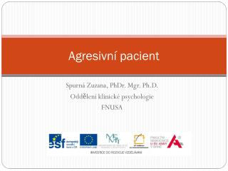 Agresivní pacient