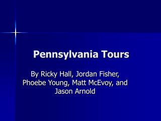 Pennsylvania Tours