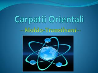 Carpatii  Orientali