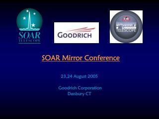 SOAR Mirror Conference