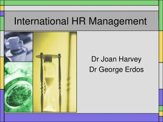 International HR Management