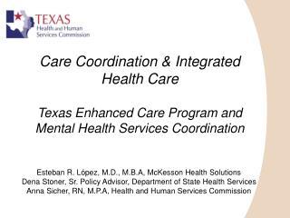 Esteban R. López, M.D., M.B.A, McKesson Health Solutions
