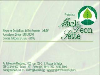 Marli T. Deon Sette 2012