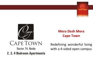 Mera Desh Mera Cape Town