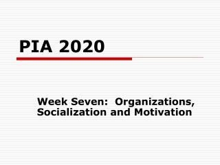 PIA 2020
