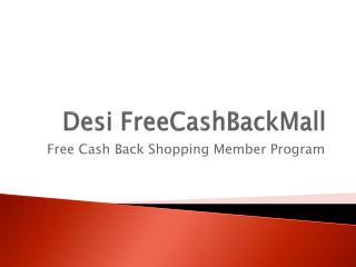 Desi FreeCashBackMall