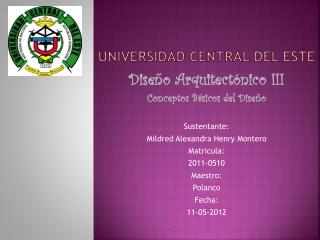 mildred montero 2011-0510