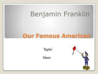Our Famous American