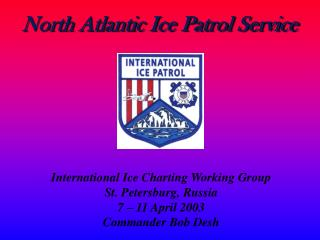 North Atlantic Ice Patrol Service