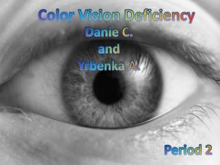 Color Vision Deficiency