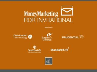 Money Marketing RDR Invitational -2011