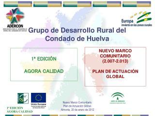 Grupo de Desarrollo Rural del Condado de Huelva