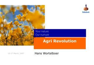 Agri Revolution