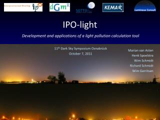IPO-light