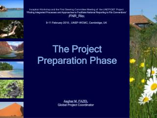 The Project  Preparation Phase