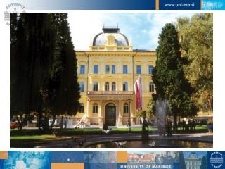 PRIUM  SLOVENIAN CASE STUDY UNIVERSITY OF MARIBOR    Rector: Prof. Dr. Ivan ROZMAN University of Maribor, November 2008