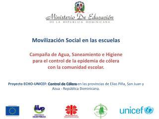 Movilizaci�n Social en las escuelas