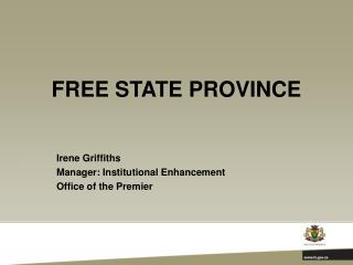 FREE STATE PROVINCE