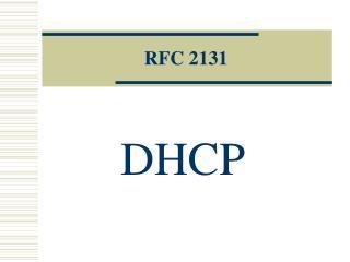 RFC 2131