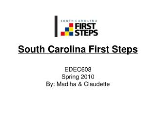 South Carolina First Steps
